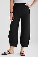 Shaped Linen Pant by Heydari  (Linen Pant)