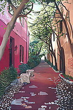 Sunday Morning, Charleston by Robert Steinem (Oil Painting)