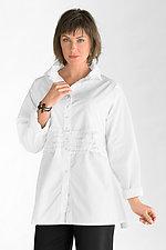 Smashed Shirt by Krista Larson  (Cotton Shirt)