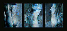 Nude; Patina Reflections by Michael Williams (Color Photograph)