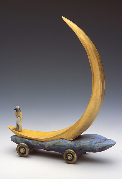 Crescent Moon Boat