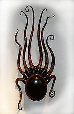Octopus Cabinet by Kevin Irvin (Wood Cabinet)