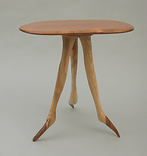Table #11 by Charles Adams (Wood Side Table)