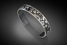 Milky Way Bracelet by Patty Schwegmann (Silver Bracelet)