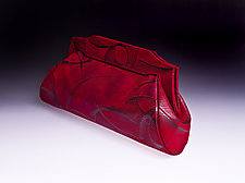 Lauren by Michelle  LaLonde  (Leather Clutch)