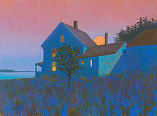 I Have Been Waiting For This Night by Suzanne Siegel (Giclee Print)