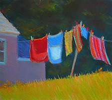 Summer Wash I by Suzanne Siegel (Giclee Print)