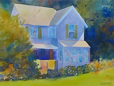 Summer Place by Suzanne Siegel (Giclee Print)
