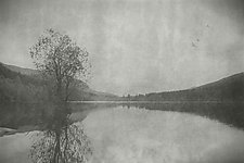 Rattlesnake Lake by Yuko Ishii (Black & White Photograph)