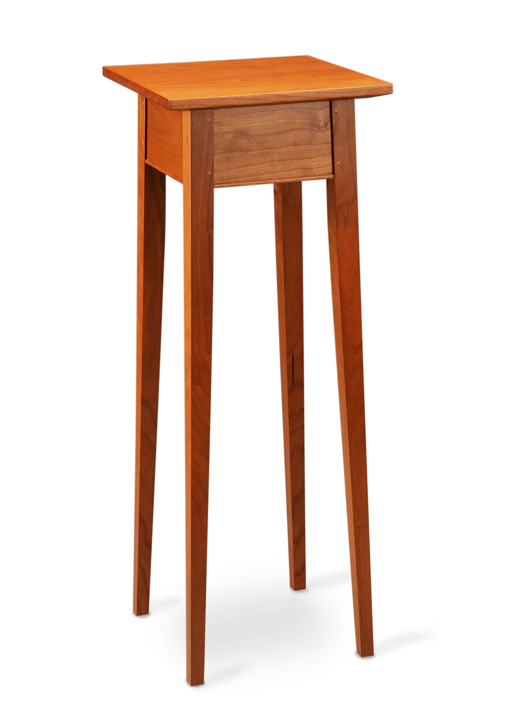 Tall Splay By Tom Dumke Wood Pedestal Table Artful Home