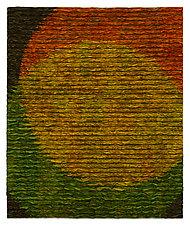 Venn Diagram-Yellow by Tim Harding (Fiber Wall Art)