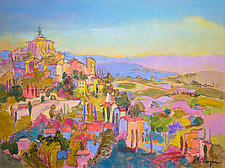 Lavanade Magie by Dorothy Fagan (Giclee Print)