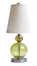 Susan Lamp by Tracy Glover (Art Glass Table Lamp)