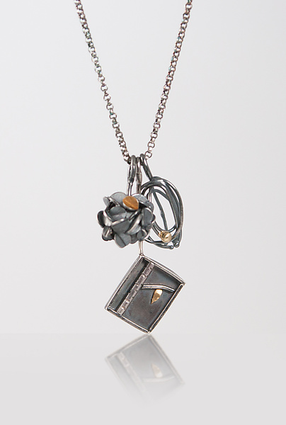 Charm Necklace 4