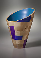 Bandala Vessel by Joel Hunnicutt (Wood Sculpture)