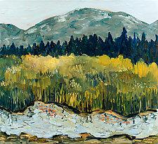 Adirondack Marsh by Jonathan Herbert (Giclee Print)