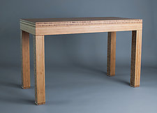 Simply a Desk by Alan Powell (Wood Desk)