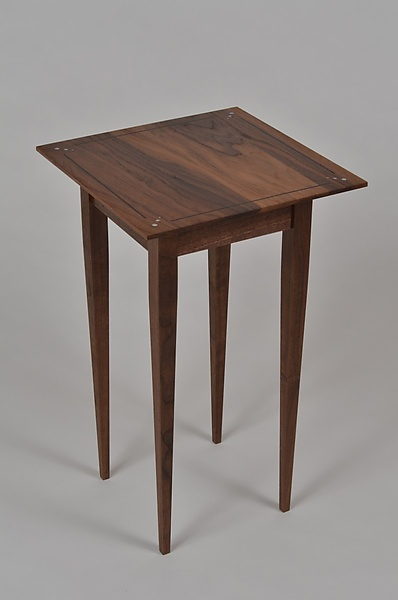 Walnut Side Table IV