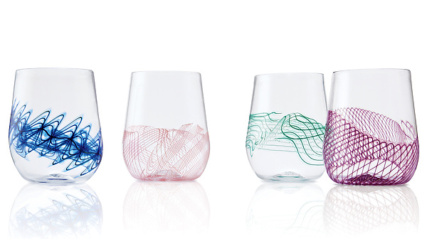 Spiro Stemless Wine Glasses