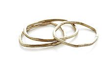 Bronze Roman Bangles by Ann Chikahisa (Bronze Bracelet)