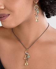 Lemon Quartz Jambalaya Jewelry by Suzanne Q Evon (Silver & Stone Jewelry)
