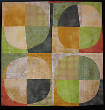 SPP 2 by Karen Schulz (Fiber Wall Art)
