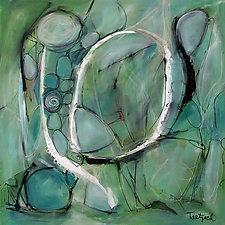 Adam Three by Lynne Taetzsch (Acrylic Painting)