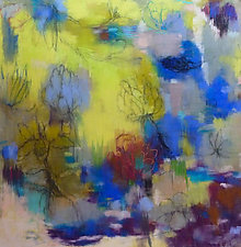 Love Song #1 by Victoria Ryan (Pastel Painting)