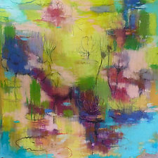 Love Song #2 by Victoria Ryan (Pastel Painting)