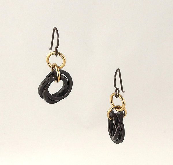 King Snake Earrings