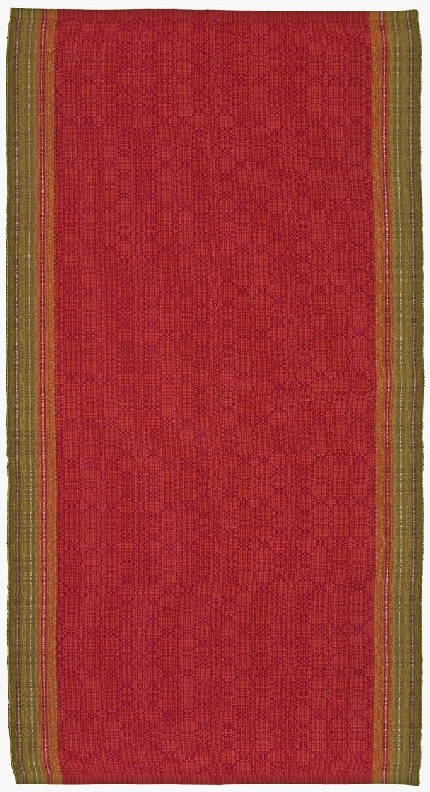 Oleana Red Throw
