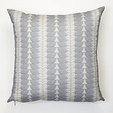Pleated Leaf by Ealish  Wilson (Cotton & Linen Pillow)