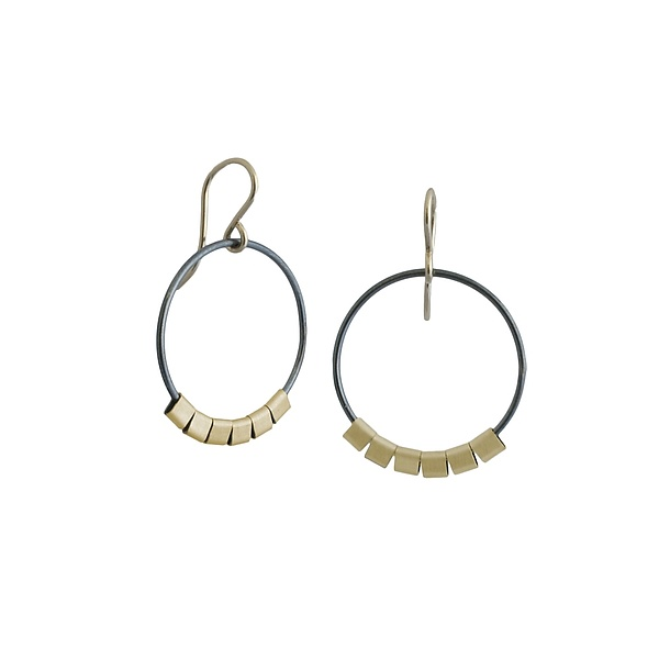Gold Filled Baby Tab Hoops