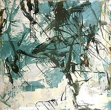 Bird Word by Robin Feld (Oil Painting)
