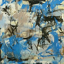 Cacophony by Robin Feld (Oil Painting)