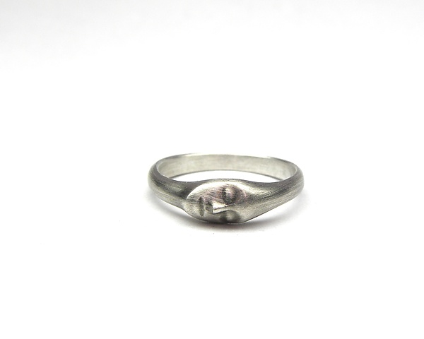 Little Gray Lady Ring