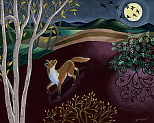 Miles to Go by Wynn Yarrow (Giclee Print)