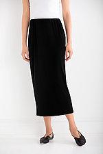 Matte Jersey Slim Skirt by Planet   (Knit Skirt)
