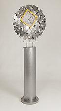 Global Thoughts by Ken Girardini and Julie Girardini (Metal Sculpture)