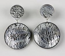 Celeste Earrings by Klara Borbas (Polymer Clay Earrings)