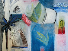 Do You Remember The Pleasure Of That Spring? by Heidi Daub (Acrylic Painting)