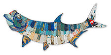 Trophy Fish Collection: Tarpon by Dolan Geiman (Metal Wall Sculpture)