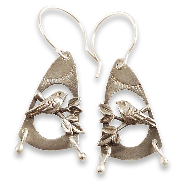 Meadowlark Earrings