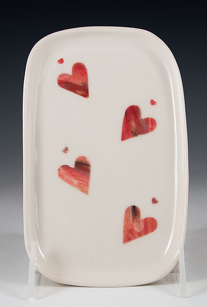 Dancing Hearts Tasting Trays