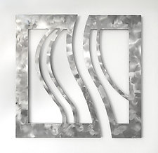 Echoes in the Wind II by Marsh Scott (Metal Wall Sculpture)
