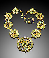 Irish Cashel by Kathy King (Beaded Necklace)