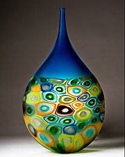 Aquis by Chris McCarthy (Art Glass Vessel)