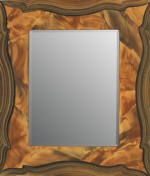 Russia Beveled Mirror