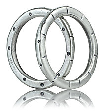 Stack Ring by Jodi Brownstein (Silver Ring)
