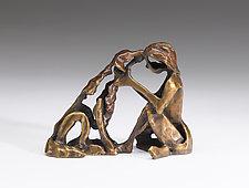Jewels by Sandy Graves (Bronze Sculpture)
